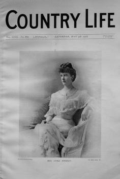 Country Life. May 9th, 1908.