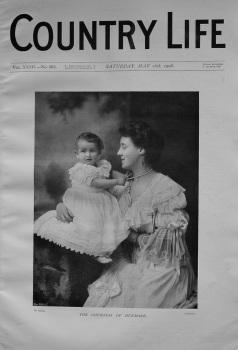 Country Life. May 16th, 1908