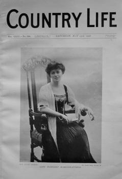 Country Life. May 23rd, 1908.