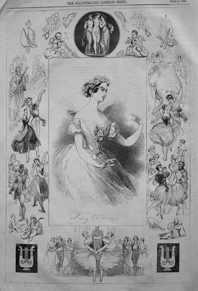 Taglioni. 1845