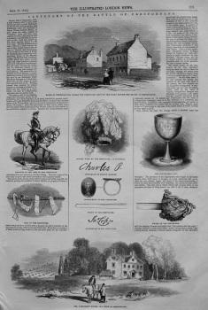 Centenary of the Battle of Prestonpans. 1845