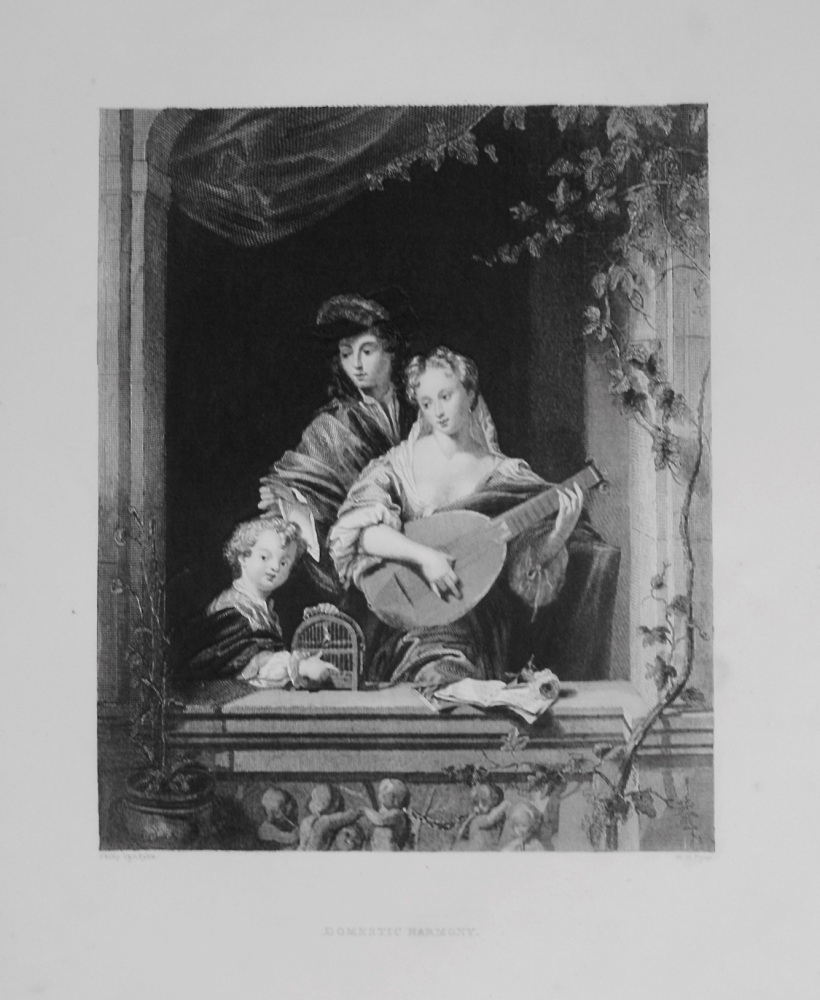 Domestic Harmony. 1849