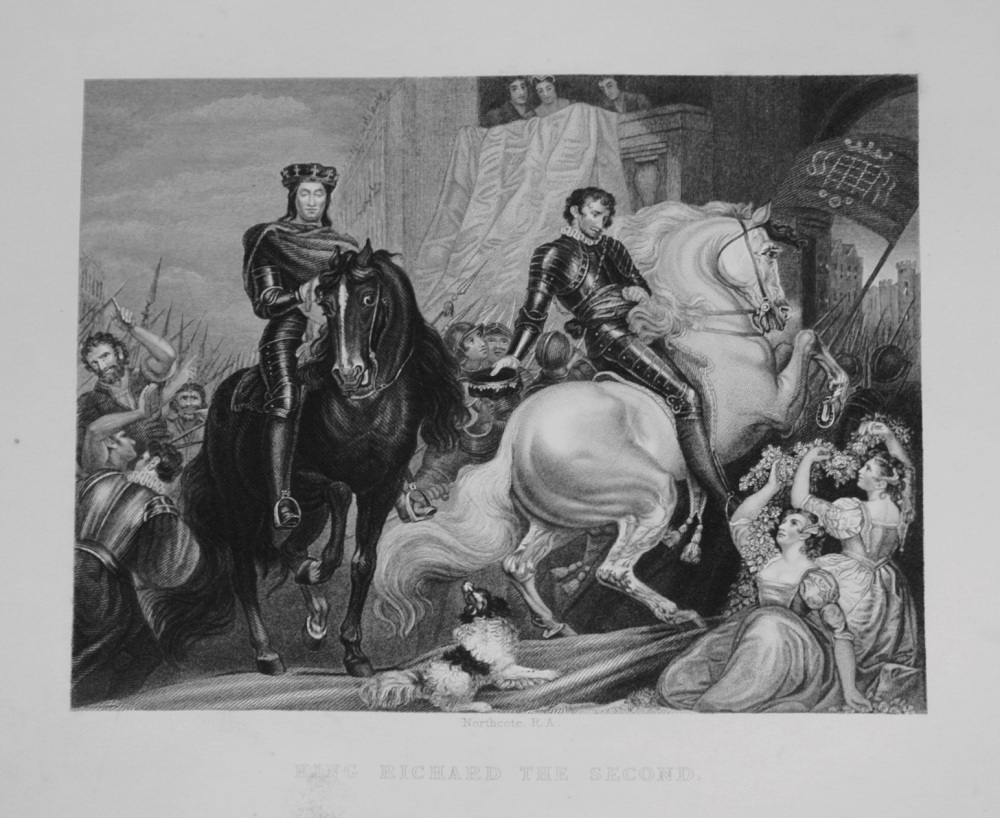 King Richard The Second. 1849