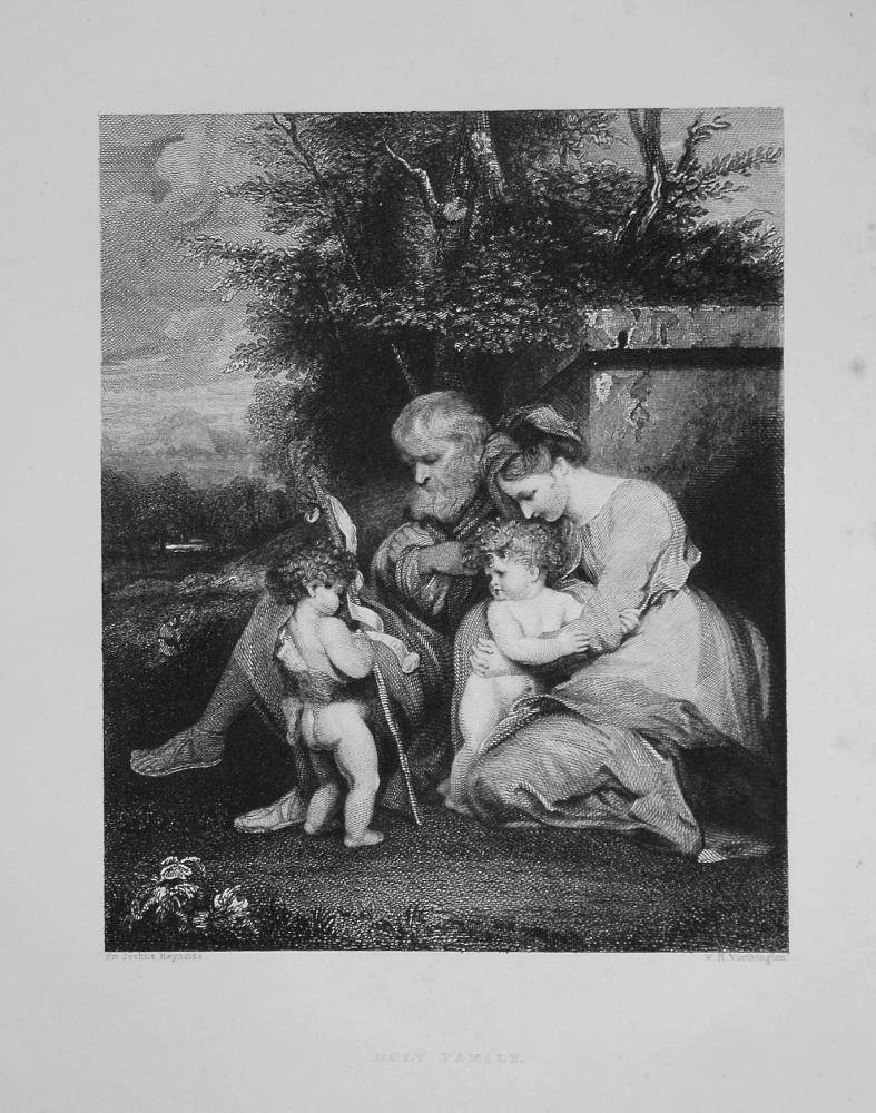 Holy Family. 1849