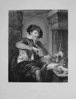 The Merry Fiddler. 1849