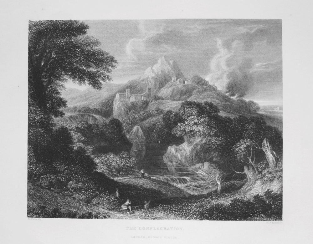 The Conflagration. 1849