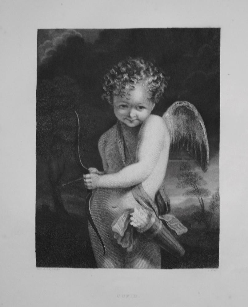 Cupid. 1849