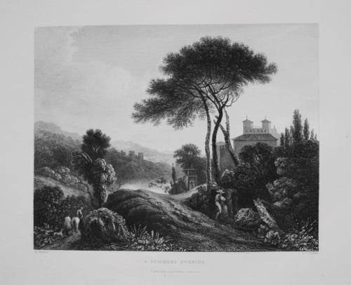 A Summer's Evening. 1849