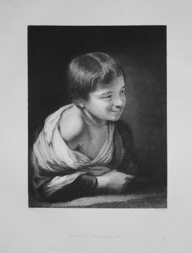 Spanish Peasant-Boy. 1849