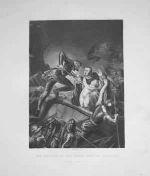 The Murder Of The Young Duke of Rutland. 1849