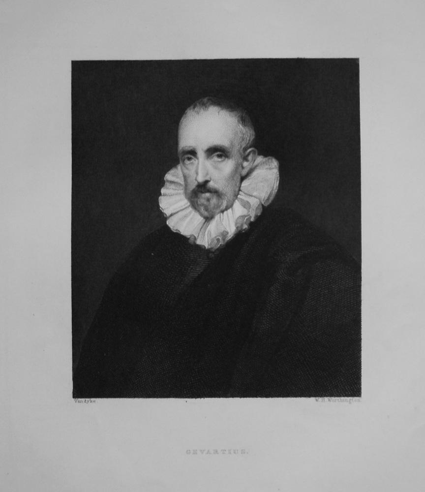 Gevartius. 1849