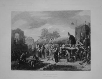 The Mountebank. 1849