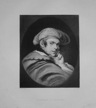 A Portrait In Character. 1849
