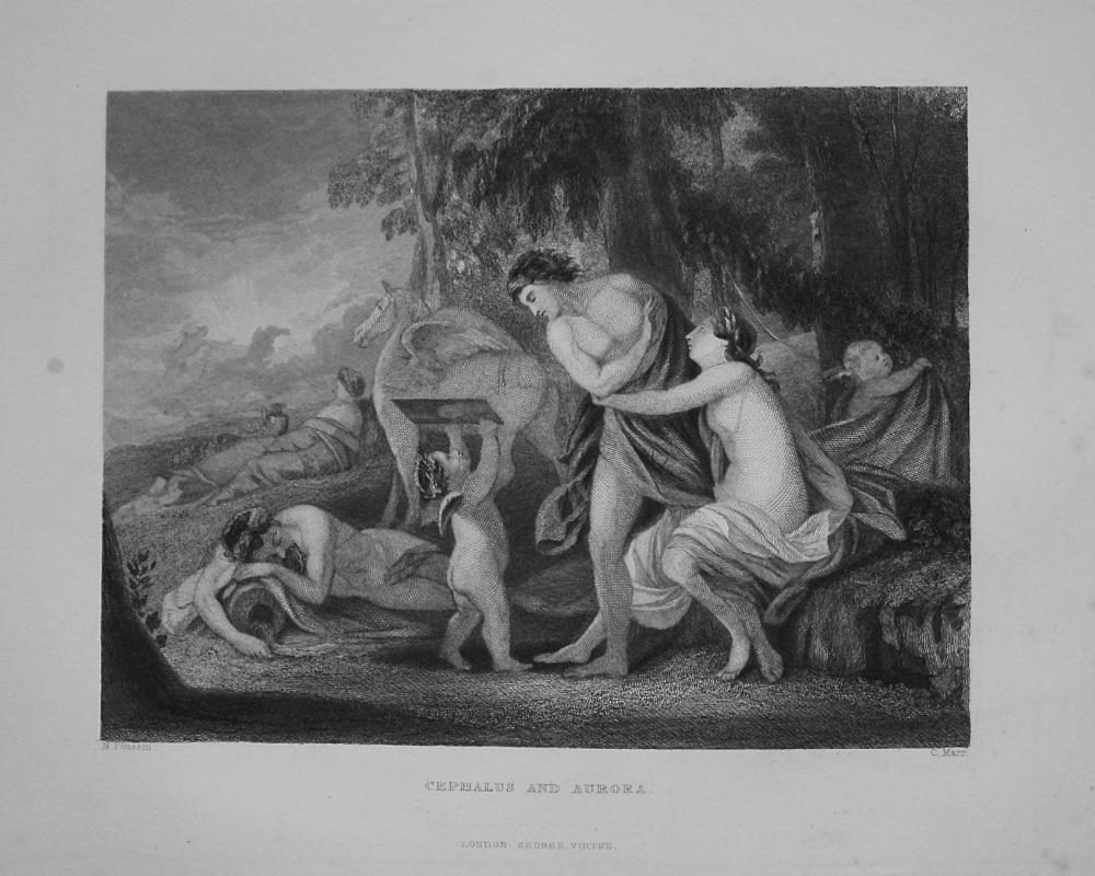 Cephalus And Aurora. 1849
