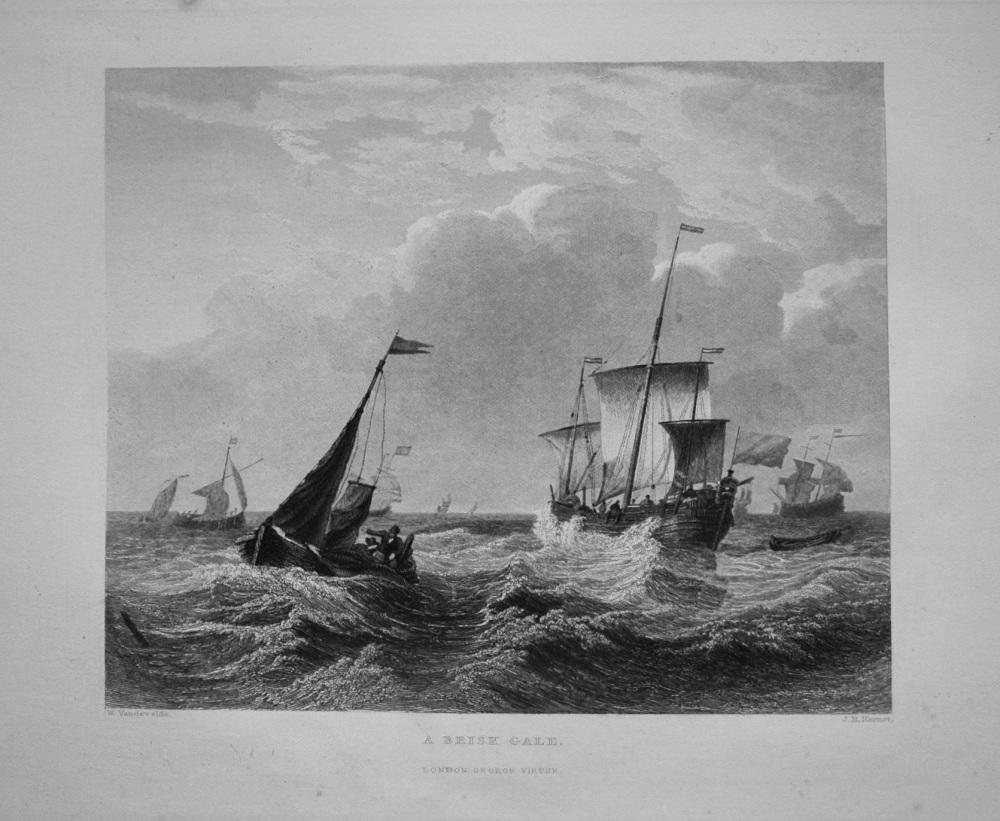 A Brisk Gale. 1849