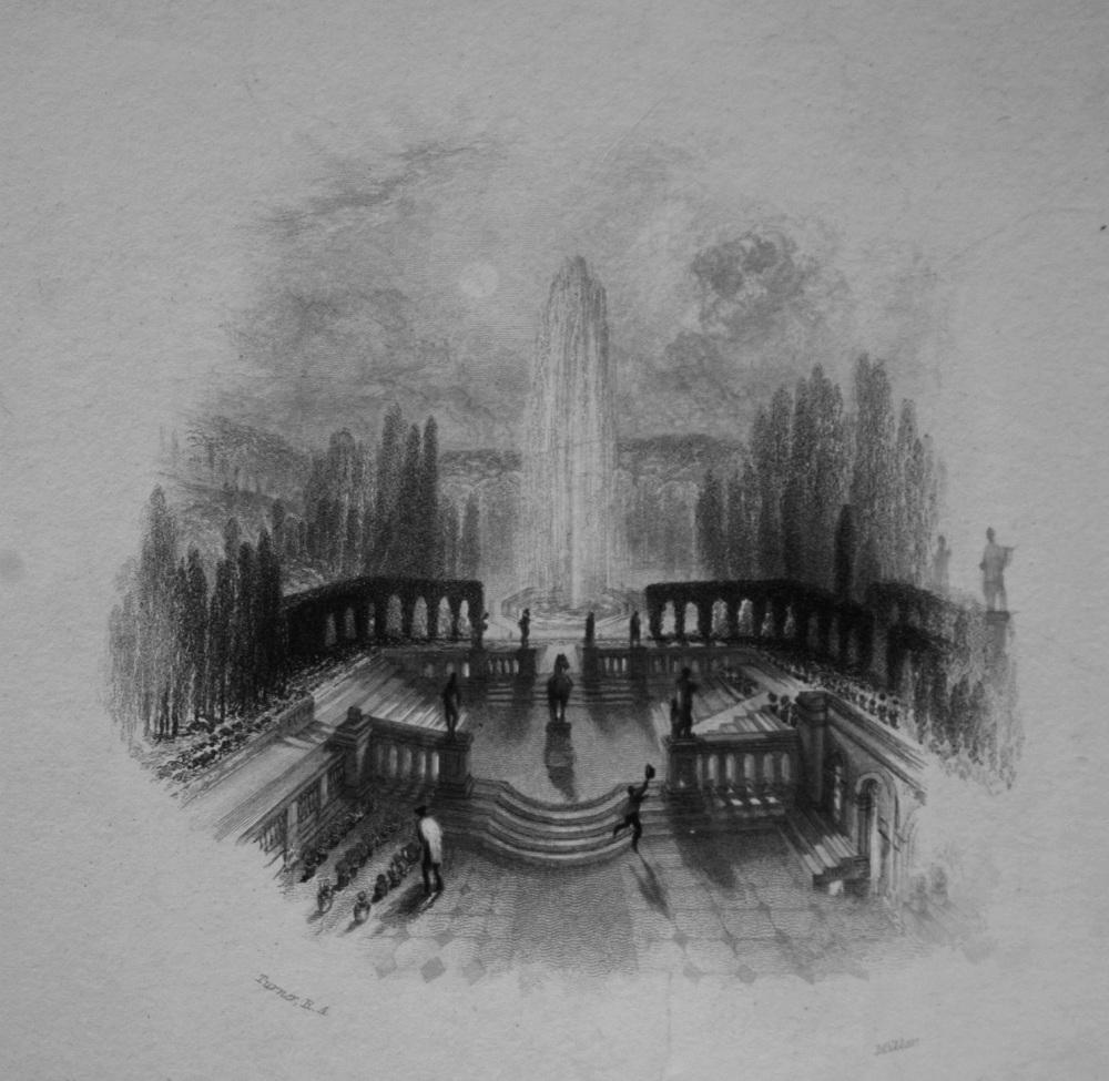 A Garden. 1835