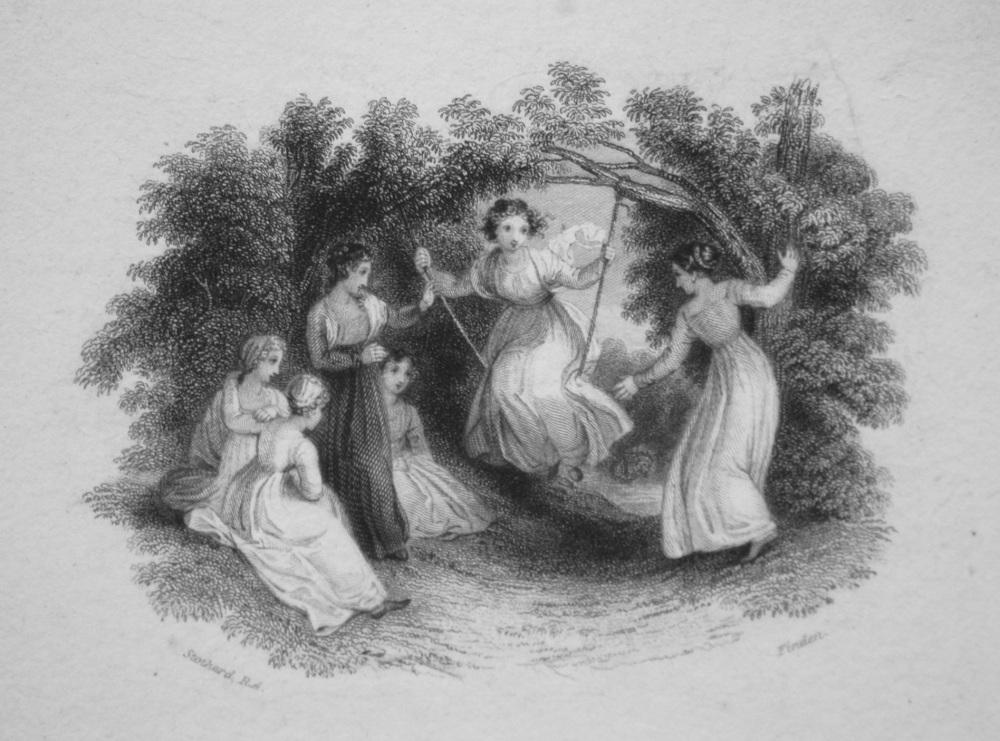 The Swing. 1833.