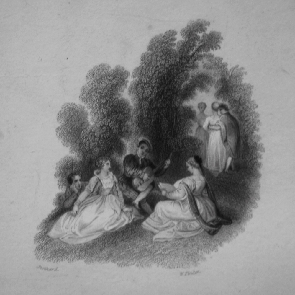 A Concert. 1833.