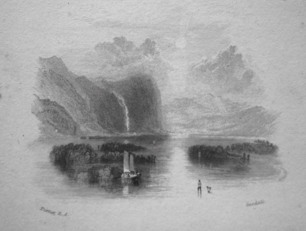 Keswick Lake. 1833