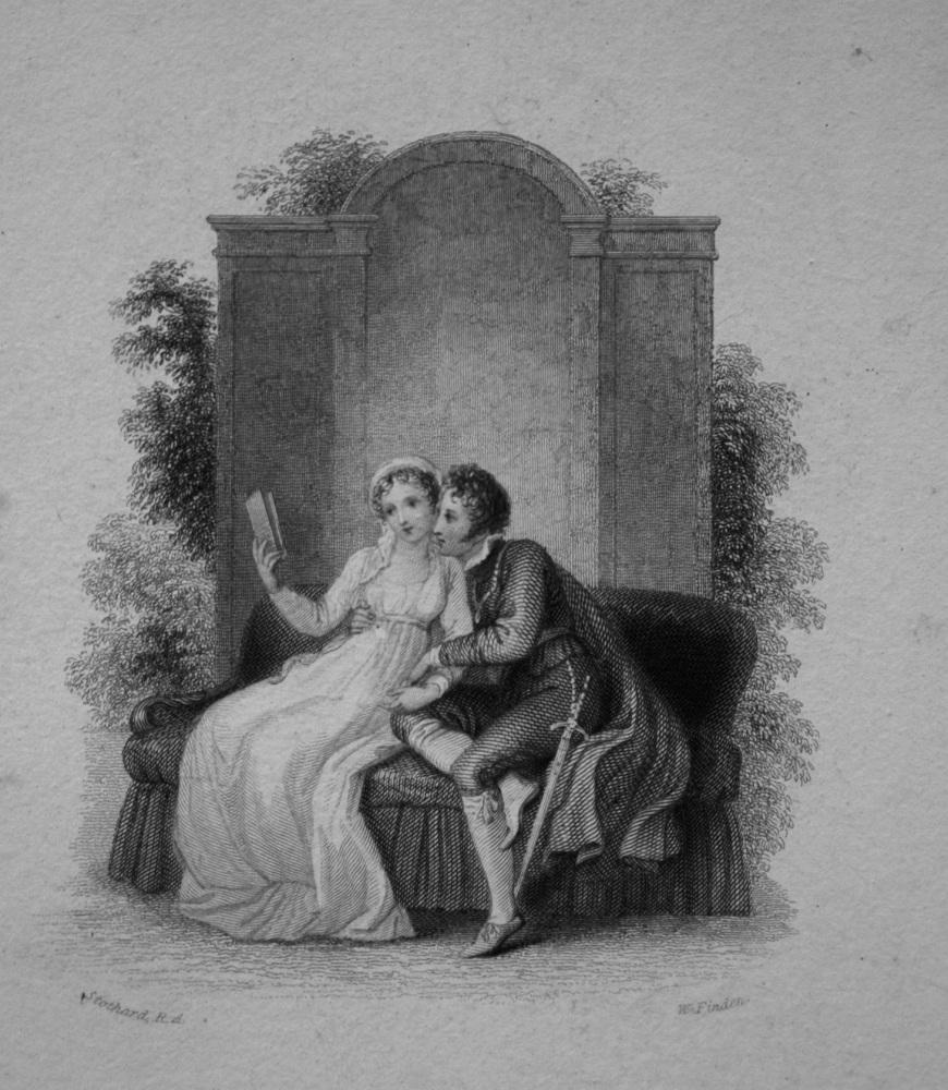 An Alcove. 1833.