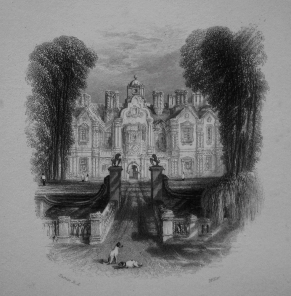 An Old Manor-house. 1833.