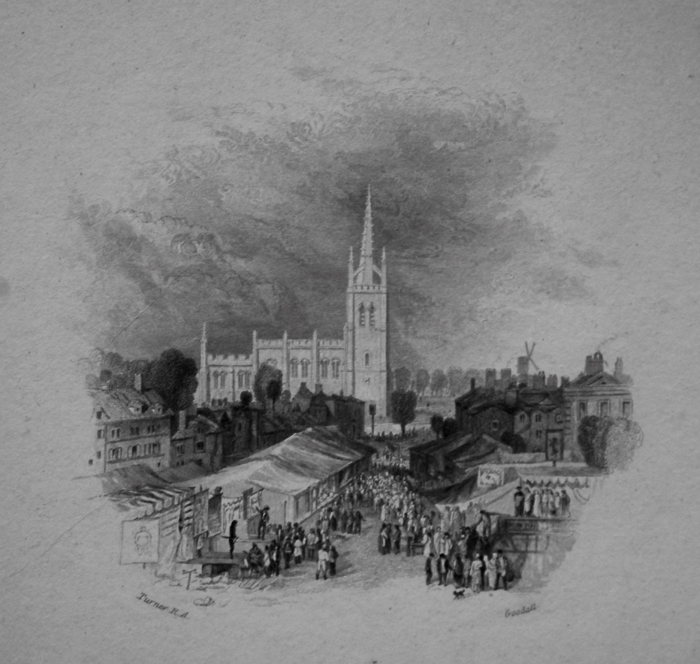 A Village Fair. 1833.