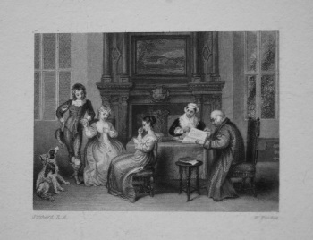 Domestic Happiness. 1833