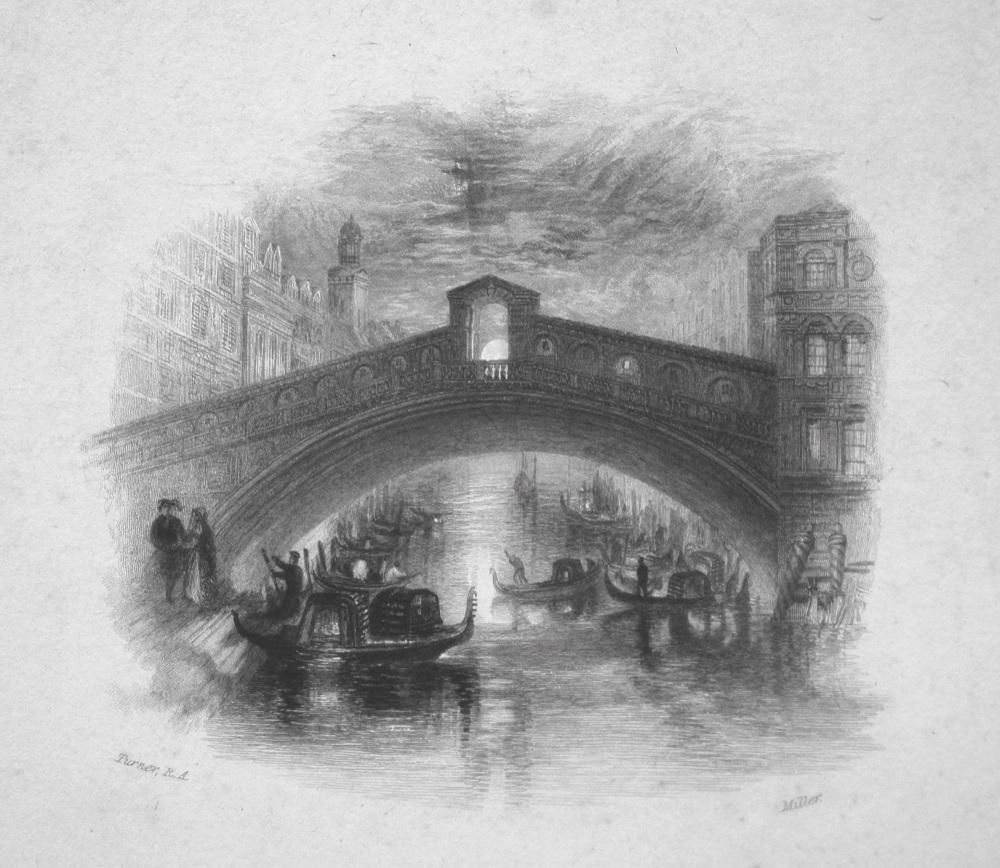 Venice. 1833