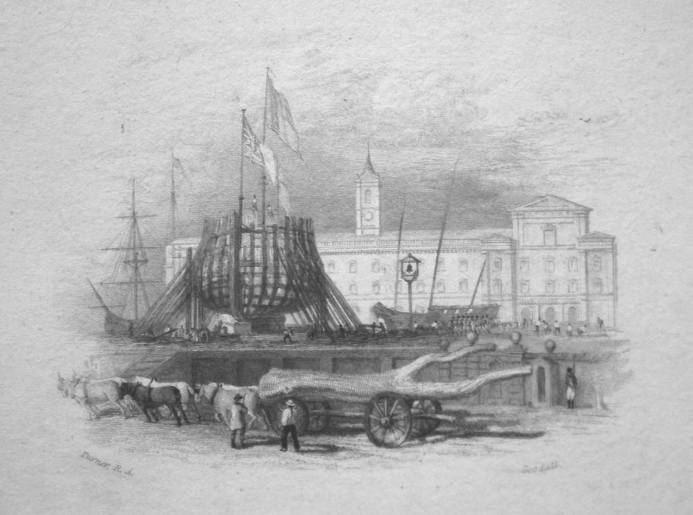 Ship-building. 1833
