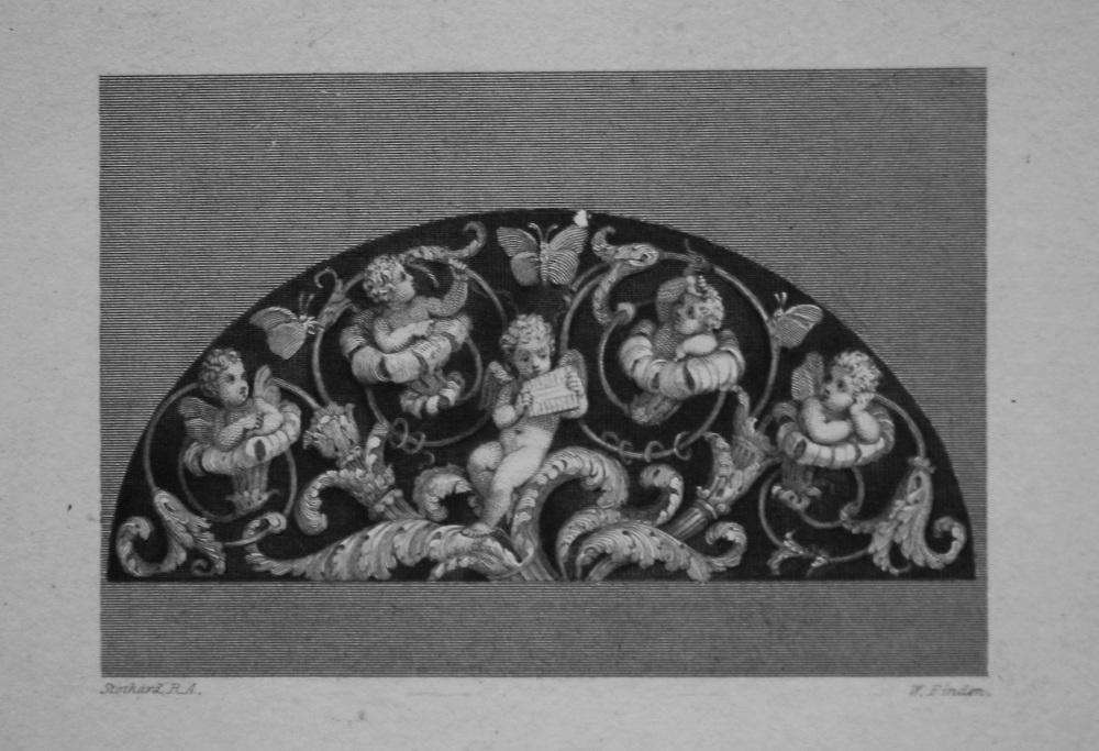 An Arabesque. 1838