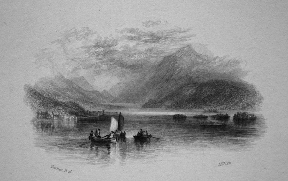 Loch Lomond. 1833