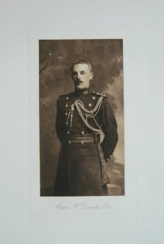 Major R. Dundas  Orr.