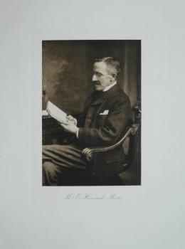 Mr. E. Howard Moss.