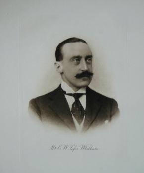 Mr. C.W. Sofer Whitburn.