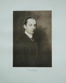 Count Anton Sigray. 1912
