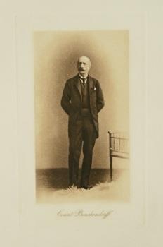 Count Benckendorff. 1912