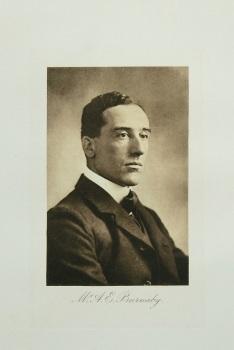 Mr. A. E. Burnaby. 1912