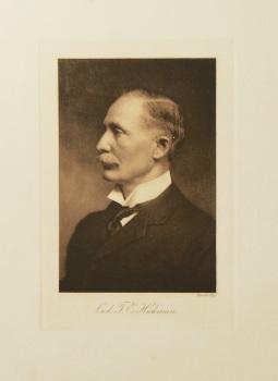 Colonel T. E. Hickman. 1912