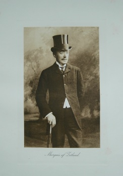 Marquis of Zetland. 1912