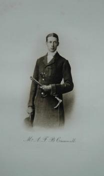Mr. A. F. B. Cresswell. 1912