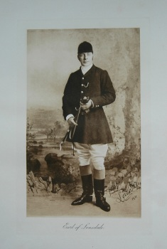Earl of Lonsdale. 1912