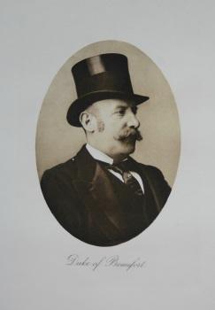 Duke of Beaufort. 1912.