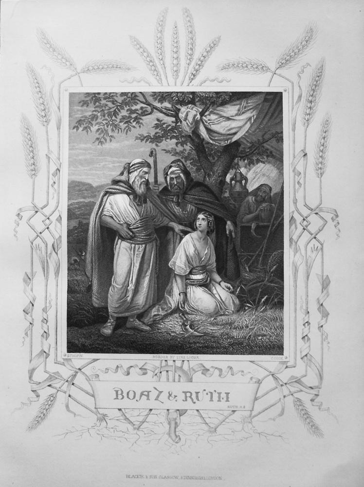 Boaz & Ruth.