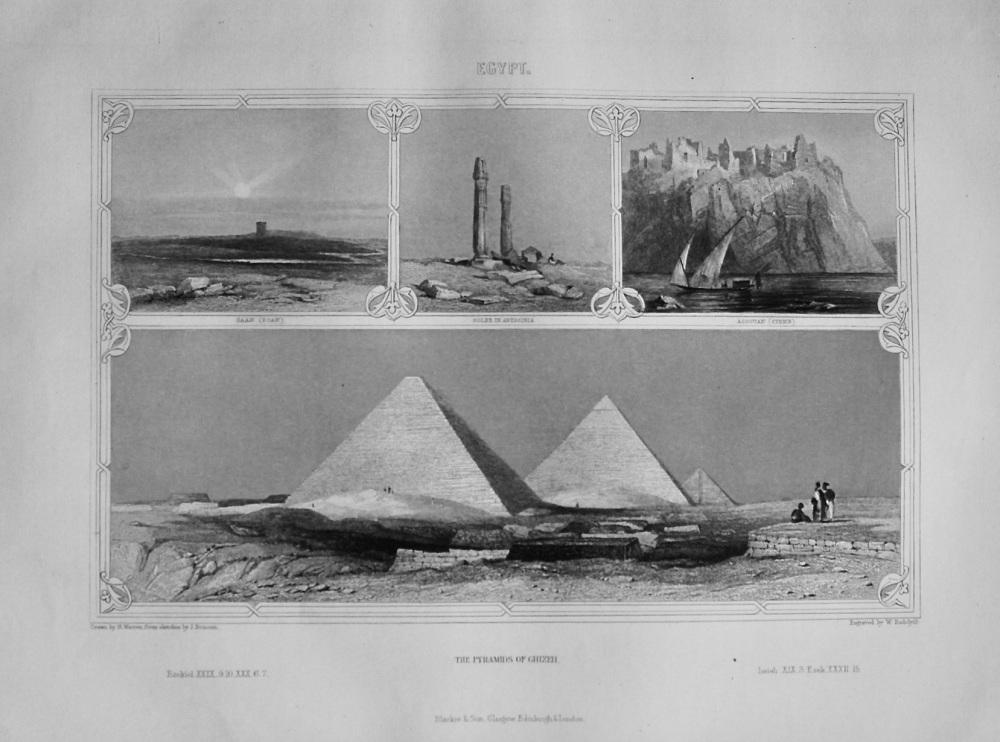 Egypt. 1862.