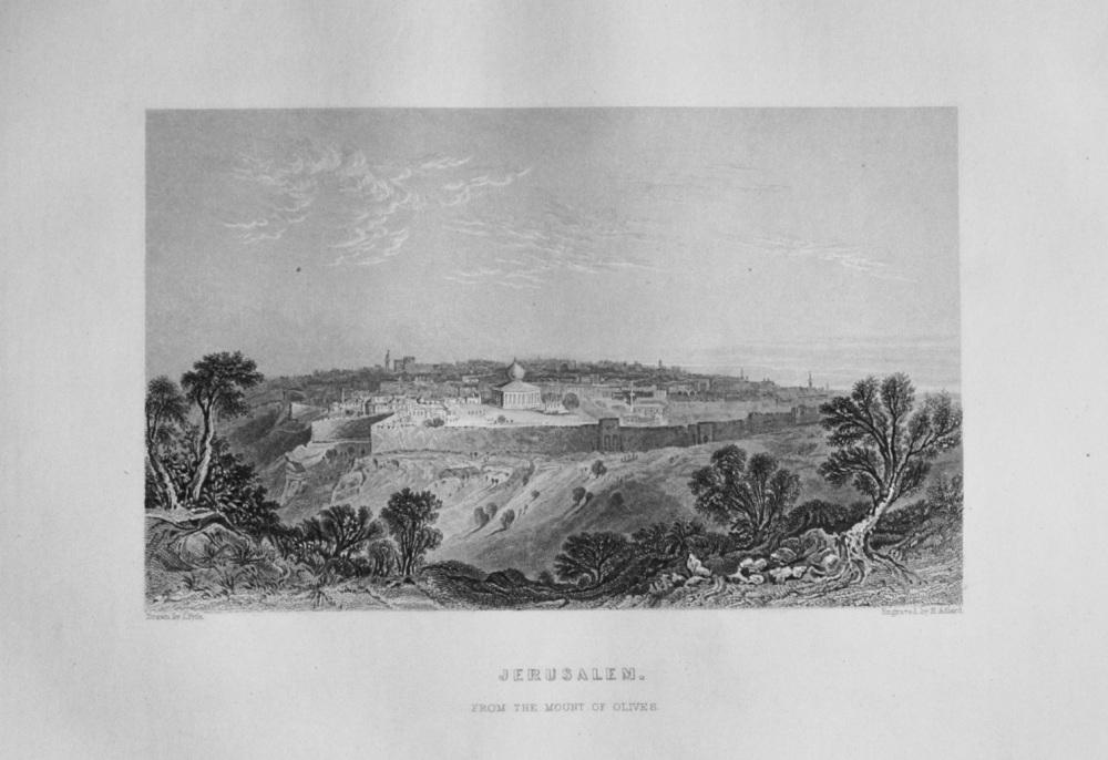 Jerusalem. 1862