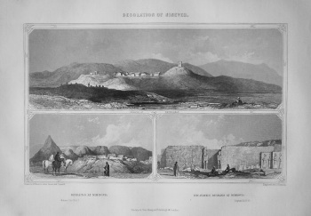 Desolation of Nineveh.