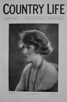 Country Life. May 14th, 1921
