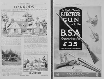 B.S.A. Guns Ltd. and Harrods Ltd.