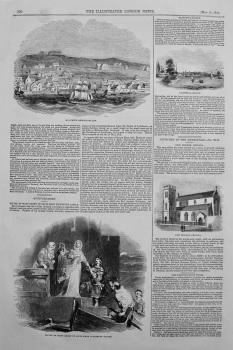 Battersea-Bridge. 1844