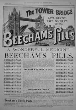 Beecham's Pills.